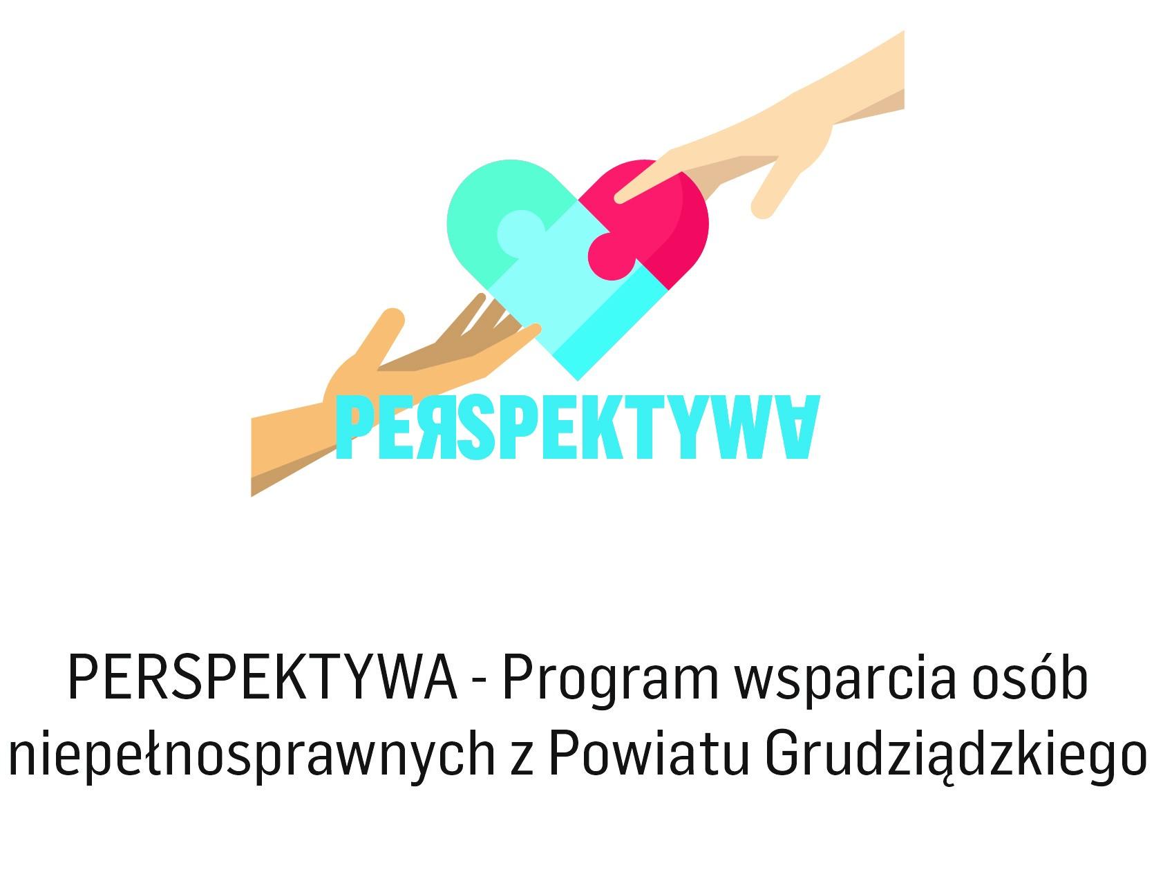 PERSPEKTYWA – Program wsparcia osób niepełnosprawnych z terenu powiatu grudziądzkiego - ilustracja